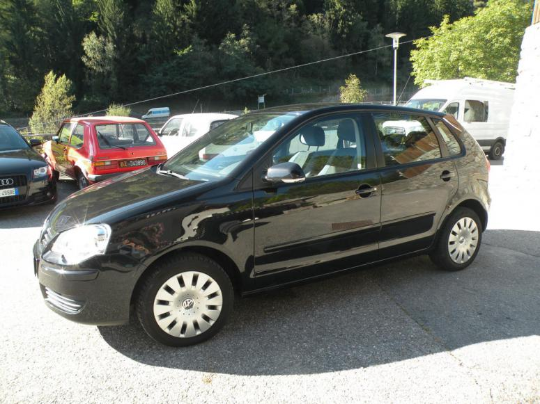 VW POLO 1.4 Comfortline  Bj.2009 5 türig.