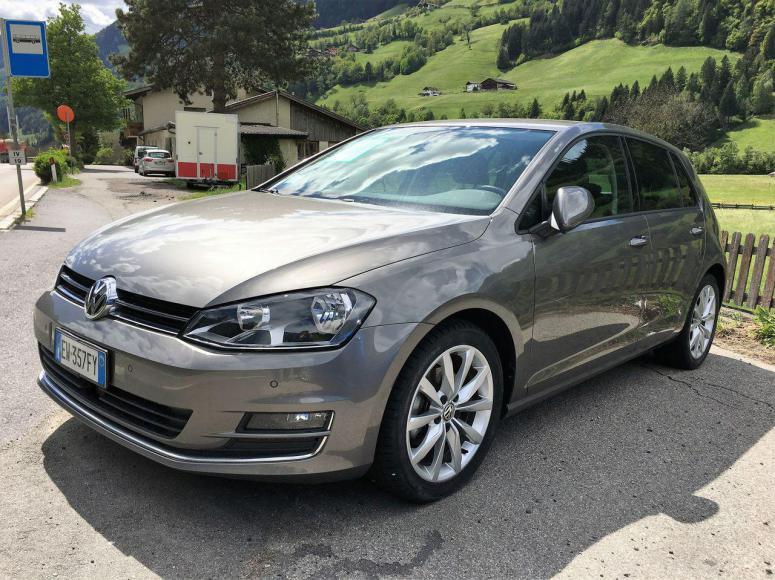 Volkswagen Golf 2.0 TDI 5p. Highline BlueMotion Tec